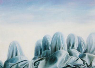 Sin título, 70 x 90 cm, 2012