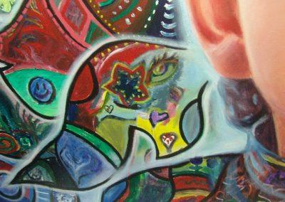 Esperanza climática, mural colectivo creado en la COP 16 de Cancún, Quintana Roo 7