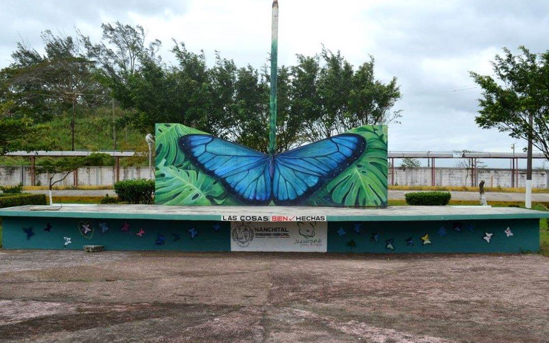 Mariposa Morpho