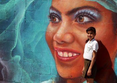 001 Sacbé, El camino del aprendizaje, Campeche, 2014