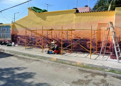 002 Paisaje campechano, Campeche, 2014