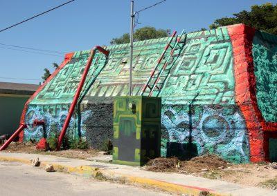 002 Sacbé, El camino del aprendizaje, Campeche, 2014