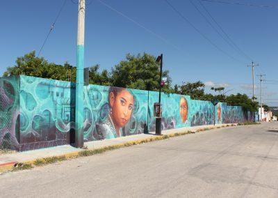 003 Sacbé, El camino del aprendizaje, Campeche, 2014
