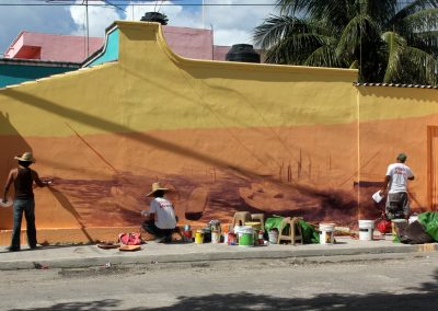 005 Paisaje campechano, Campeche, 2014