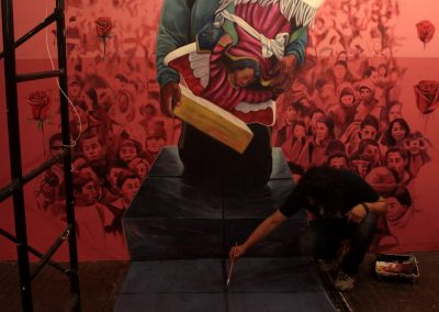 005 Ritual del despertar, Mezcaloteca Macorina, Xalapa, Veracruz, 2015