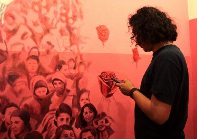 006 Ritual del despertar, Mezcaloteca Macorina, Xalapa, Veracruz, 2015
