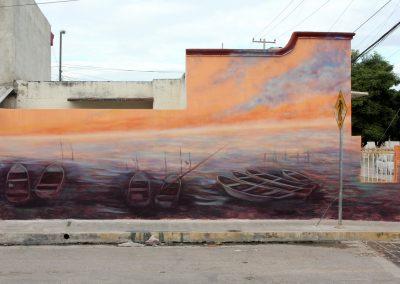 007 Paisaje campechano, Campeche, 2014