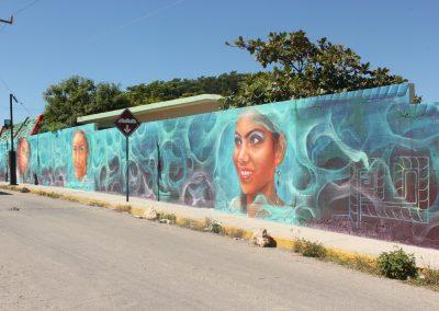 007 Sacbé, El camino del aprendizaje, Campeche, 2014