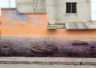008 Paisaje campechano, Campeche, 2014