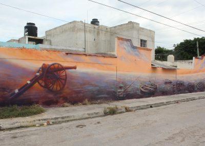 010 Paisaje campechano, Campeche, 2014