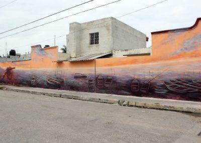 011 Paisaje campechano, Campeche, 2014