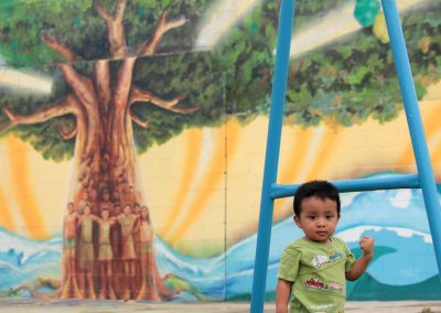 011 Raíces somos, mural colectivo, Acapulco,Guerrero, 2014