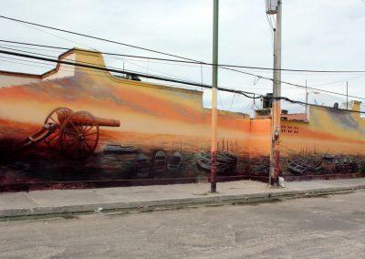 012 Paisaje campechano, Campeche, 2014