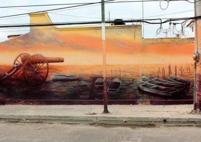 014 Paisaje campechano, Campeche, 2014