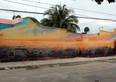 015 Paisaje campechano, Campeche, 2014